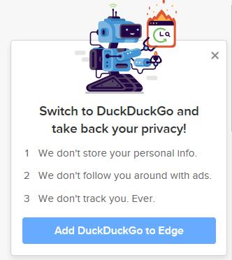 free online security tool duckduckgo