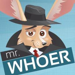 mr whoer logo