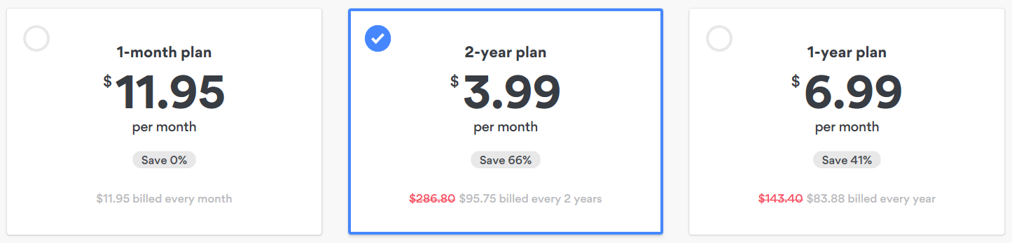 nordvpn review pricing